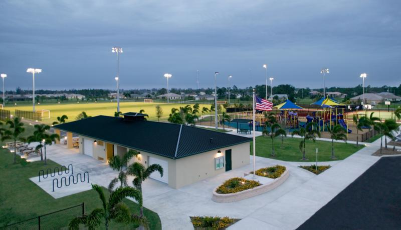 Jim Jeffers Park main location FGCDL FC Youth Academy