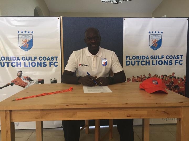 FGCDL FC hires Anthony Martin as Head Coach Super20