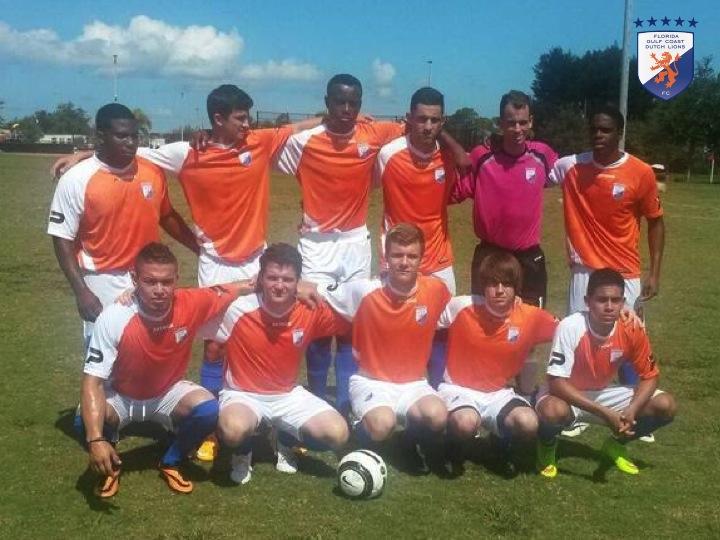FGCDL Super20 vs Tampa Bay United 1-1