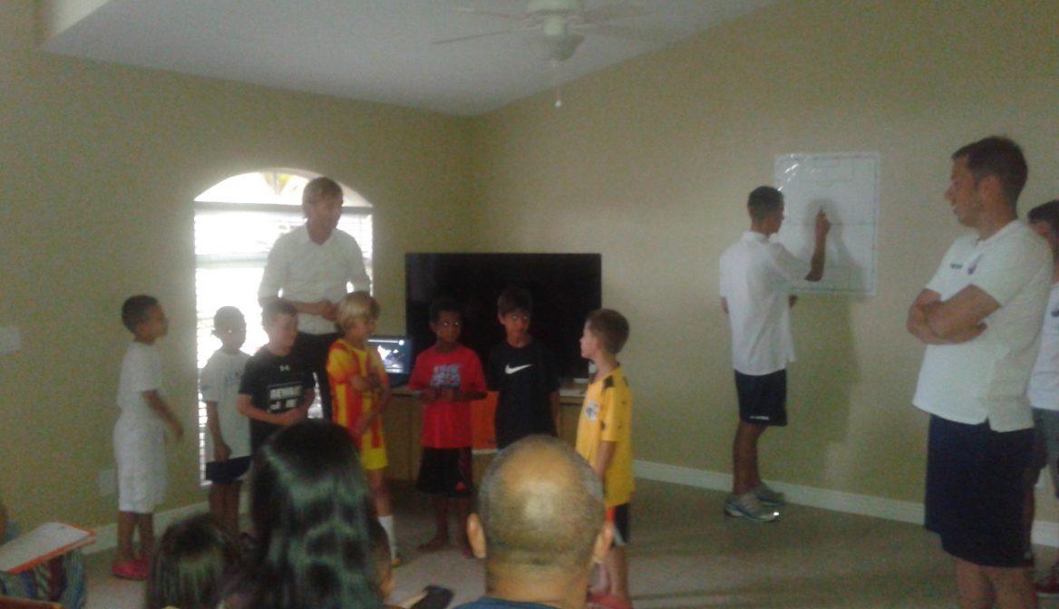 First FGCDL Premier Academy team meetings held