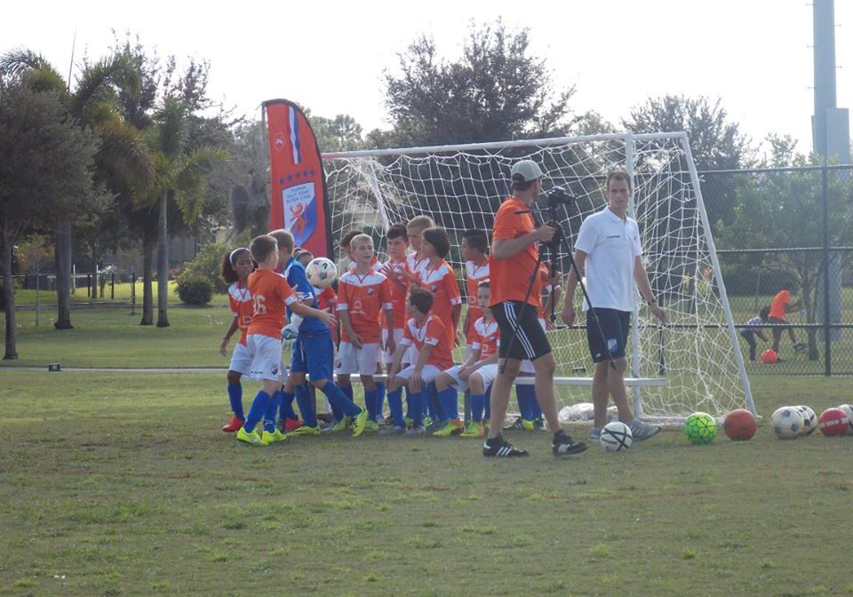 FGCDL FC conducts first series of player-parent-coach meetings