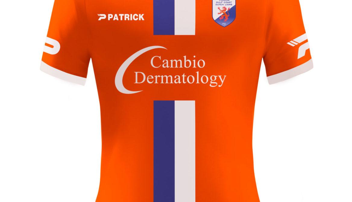 Cambio Dermatology Men's team sponsor