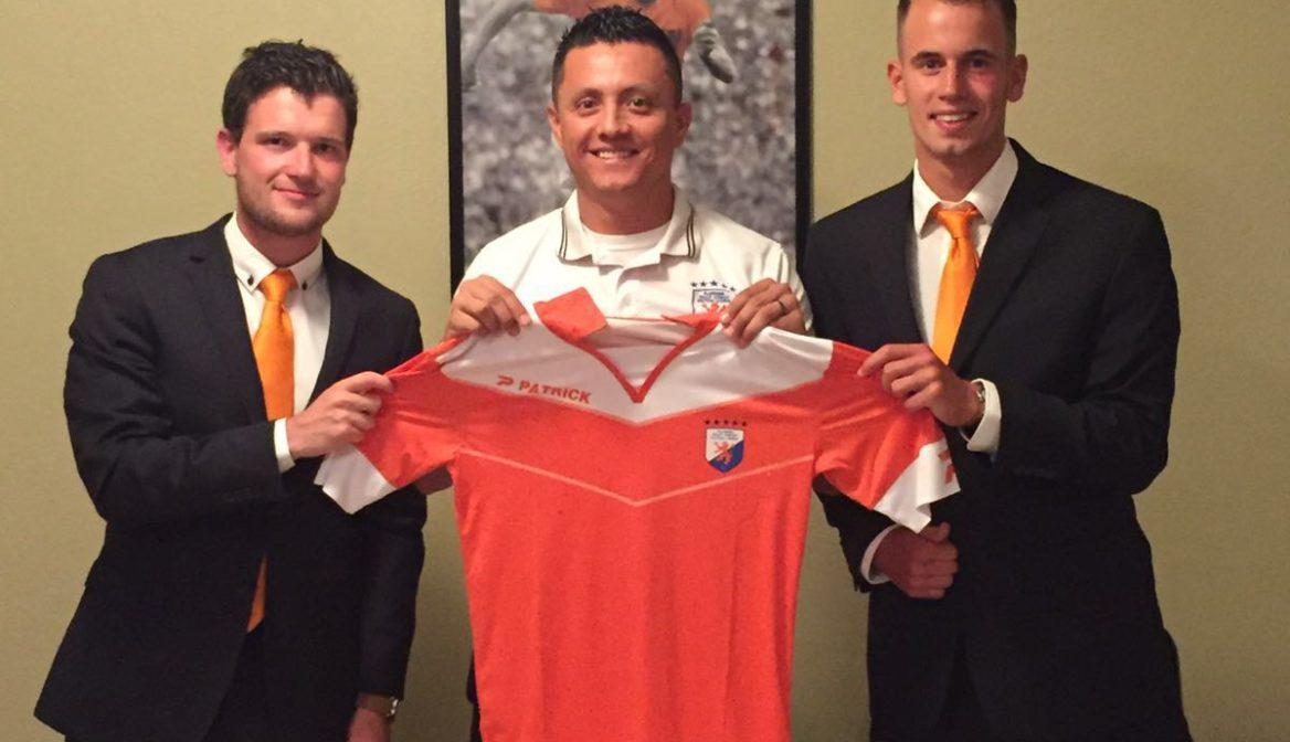 Danilo A Cortes newest member men's team