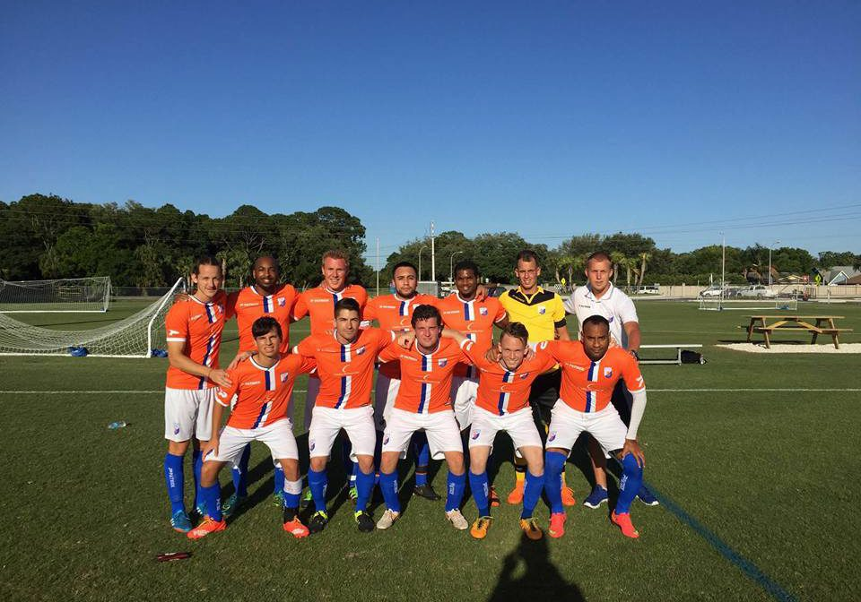 FGCDL FC tie Chivas Florida 2-2