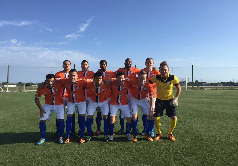 Florida Gulf Coast Dutch Lions FC earns 1-0 victory against the IMG academy
