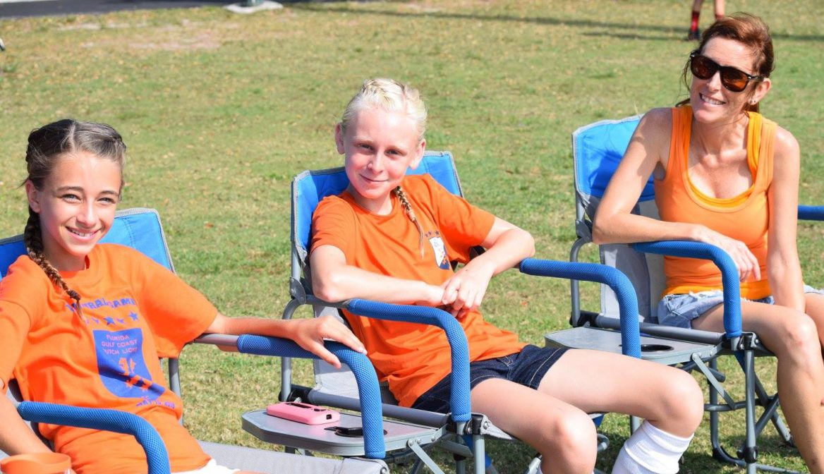 End of the year Orange Family Event a big success