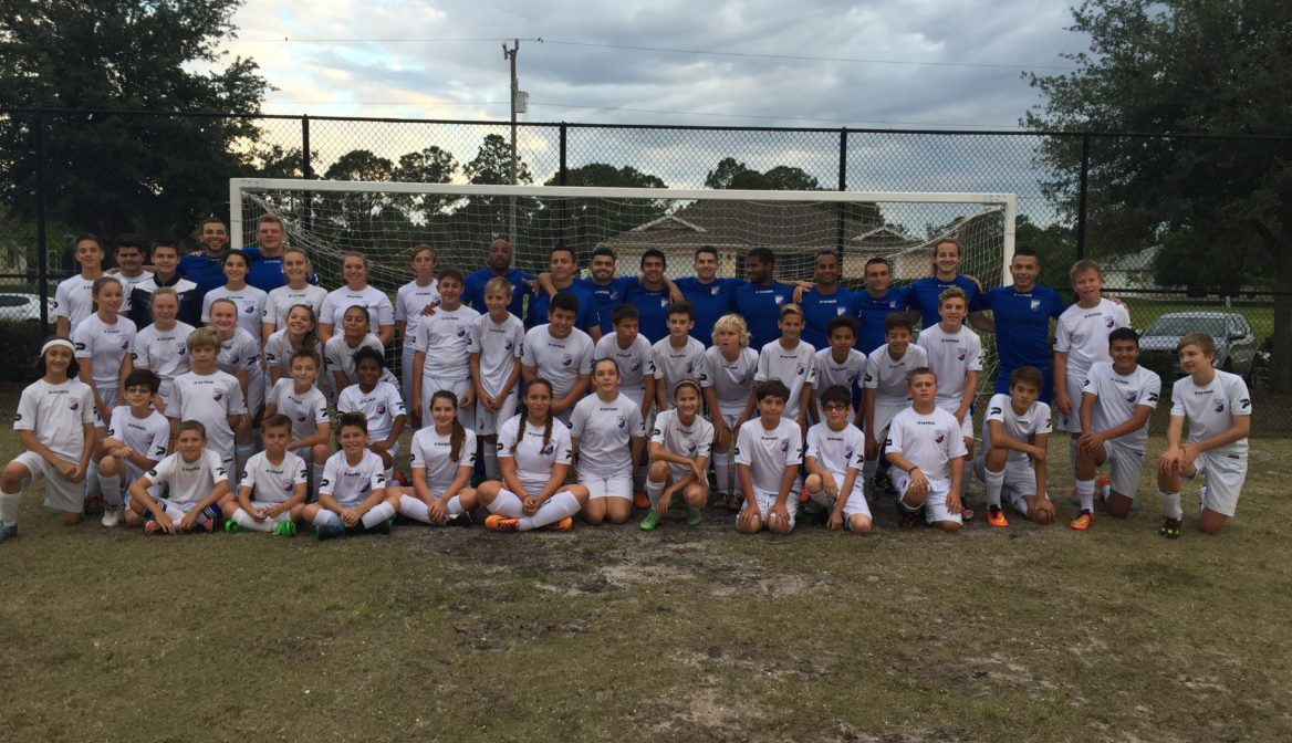 A closer look at the FGCDL FC youth academy