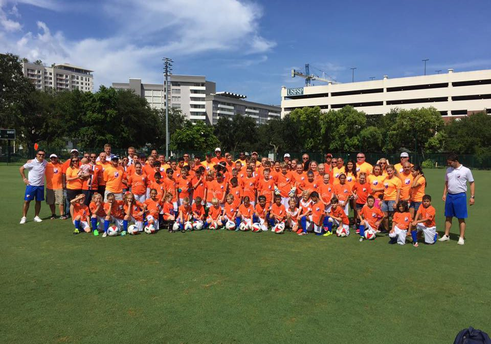 Fantastic First Orange Family Event in Tampa
