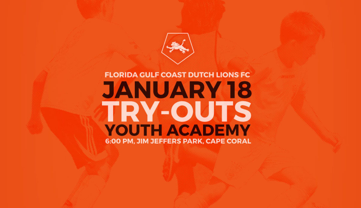 Youth Academy Spring try-out