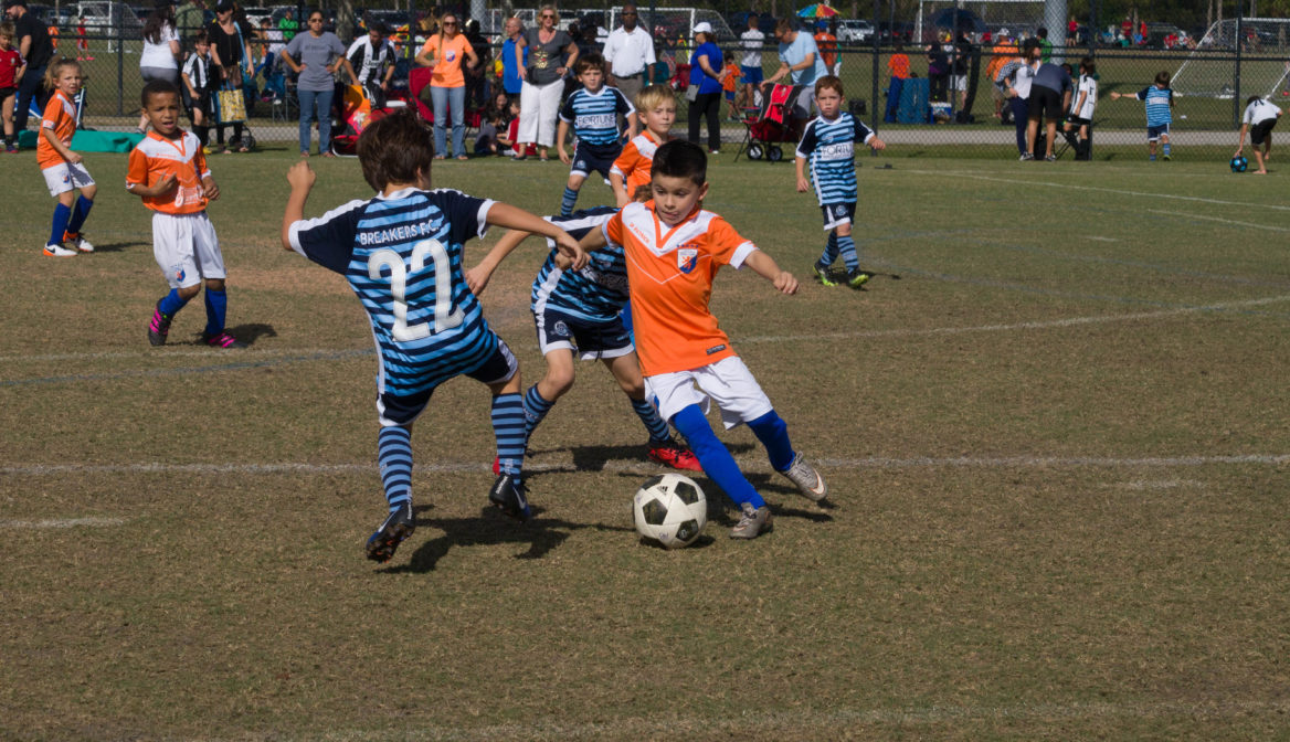 FGCDL FC academy participate in the Dimitri Cup