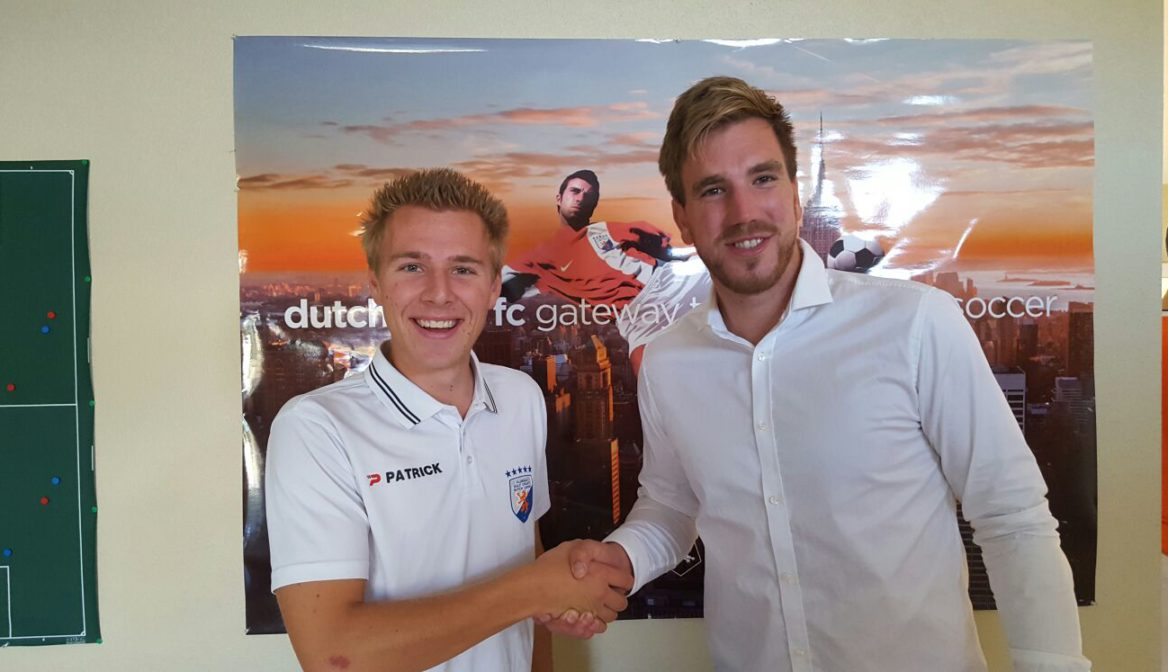 Menno Vermeer renews his contract at FGCDL FC