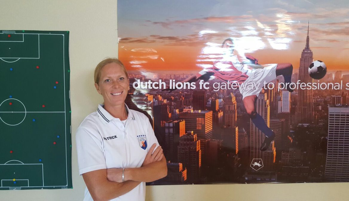 FGCDL FC signs Tina Kaiser as Fitness Coach for our Women's team