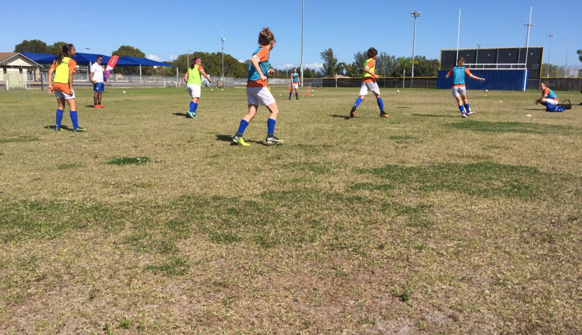 An amazing 3v3 tournament for our Youth Academy