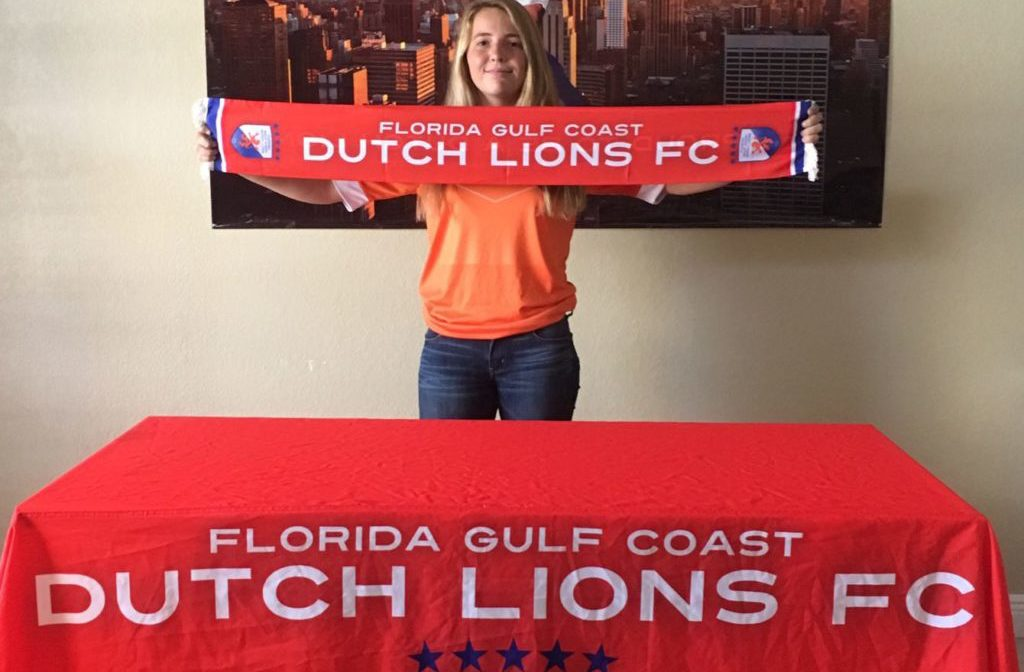 FGCDL FC Women's team signs Alexus Turley