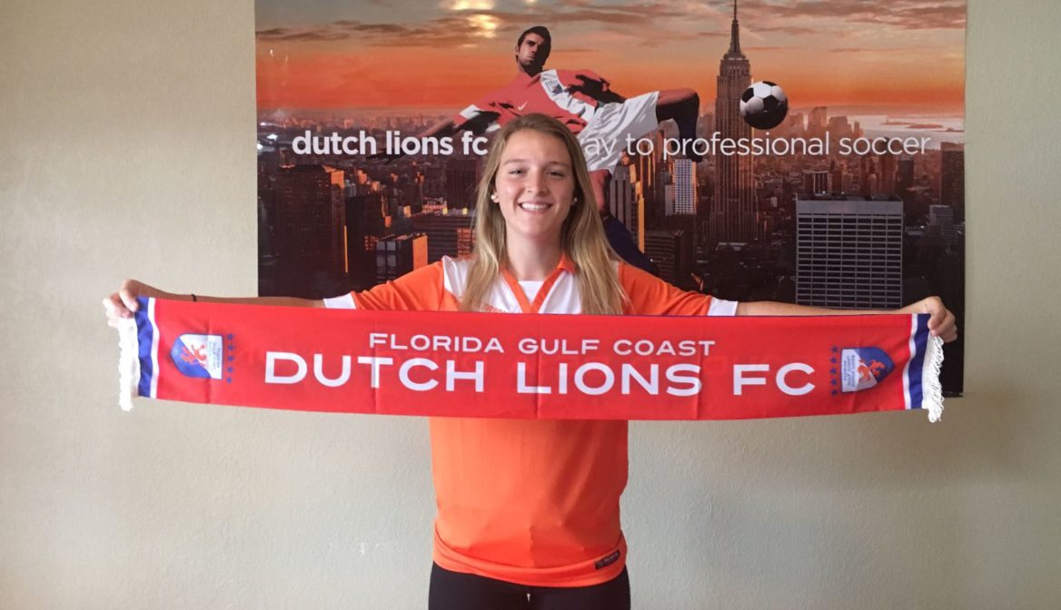 FGCDL FC signs Keely Cecil as their first player for the Women's Team