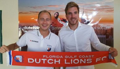Davy Hendriks renews his contract at FGCDL FC