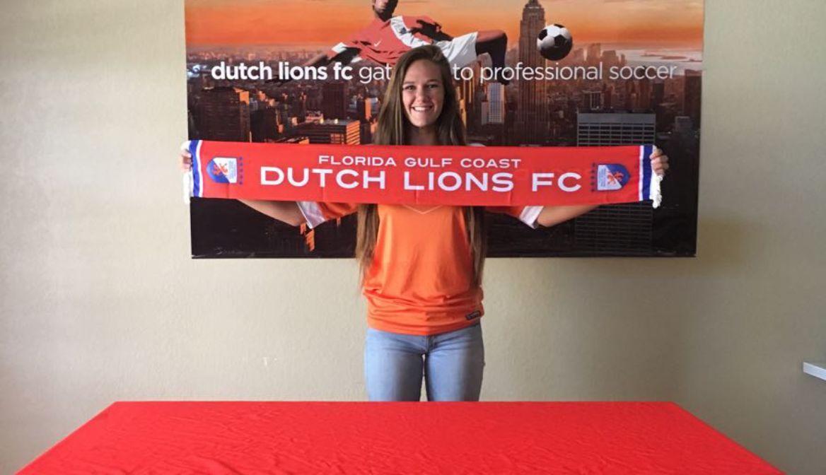 FGCDL FC Women's team signs Ashlee Pendarvis