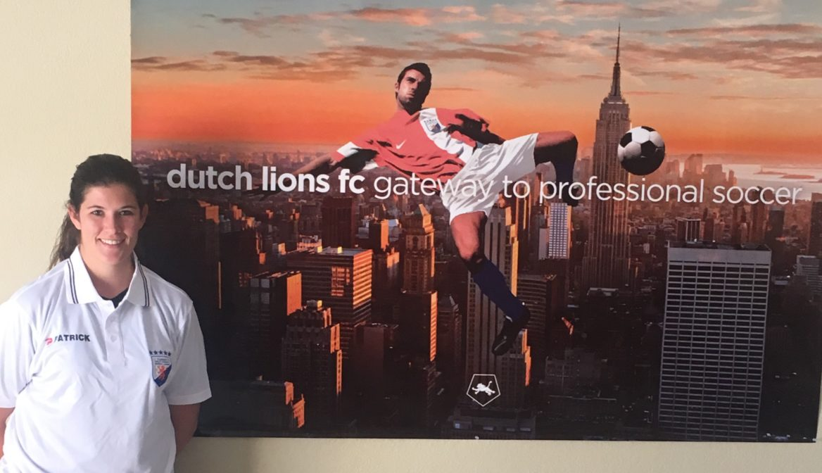 FGCDL FC add new Goalkeeper Coach to staff Women's team – Melissa Jasczak