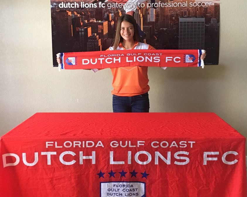 FGCDL FC Women's team signs Karleigh Acosta