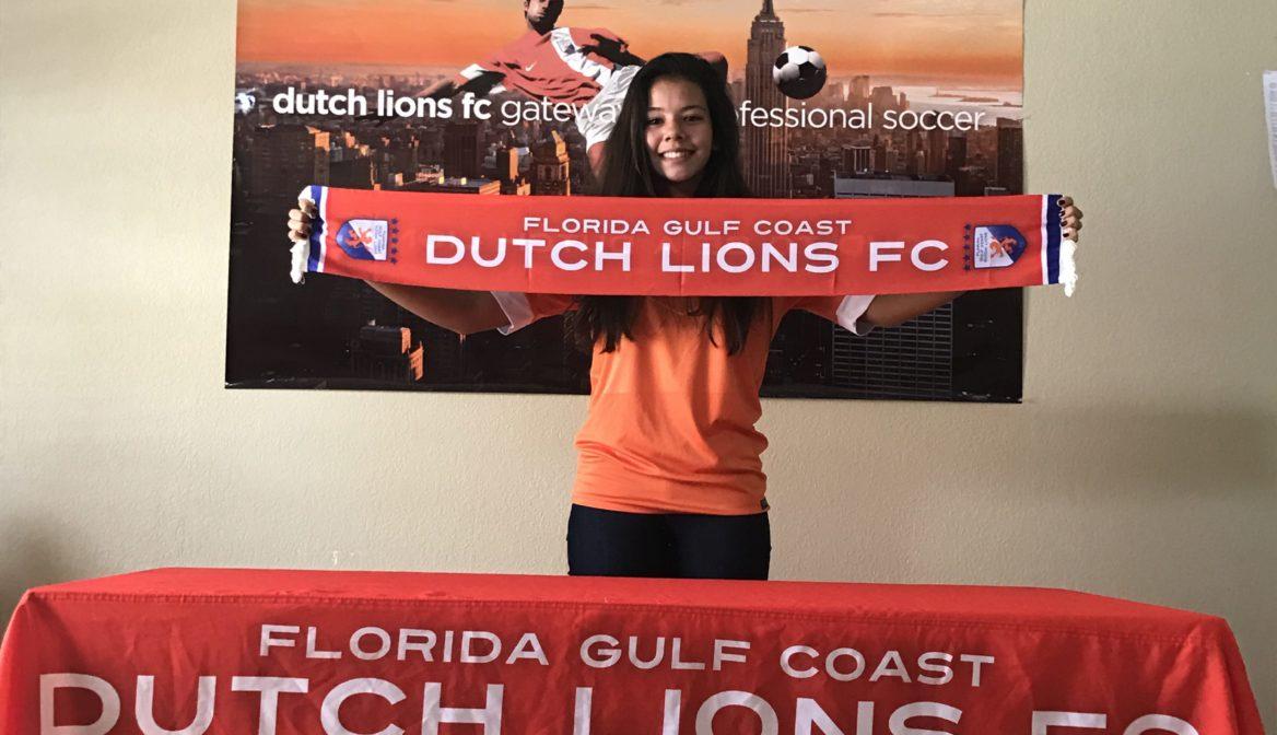 FGCDL FC signs Lorena Alvarado