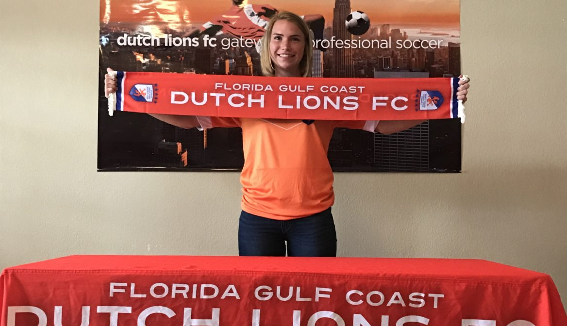 FGCDL FC signs Haley Rounsifer