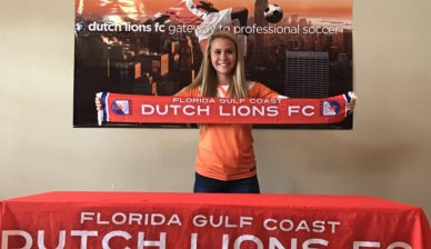 FGCDL FC signs Paxton Guerin