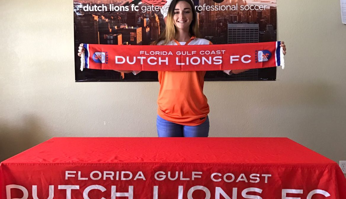 FGCDL FC signs Marianna Scine