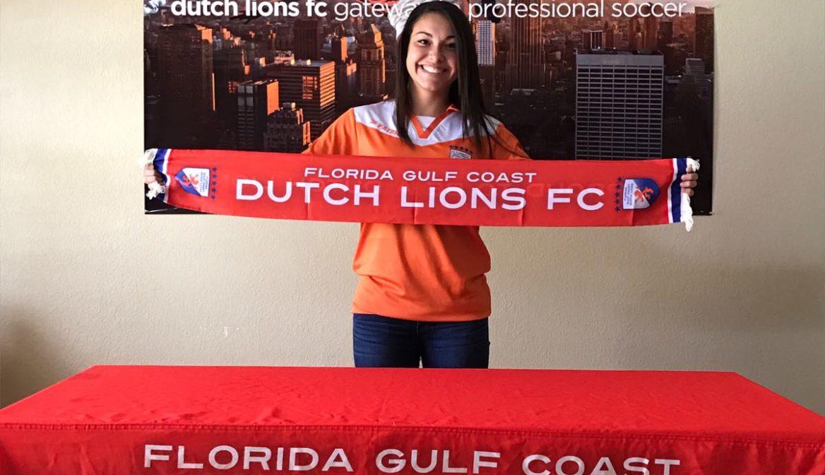 FGCDL FC signs Syniah Clark
