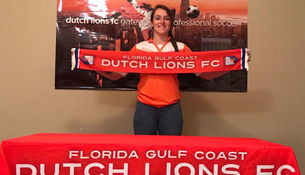 FGCDL FC signs D2 college Goalkeeper Casey Winn
