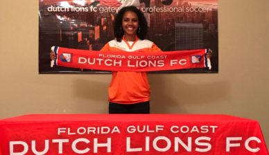 FGCDL FC signs Eckerd College star Monique Elliott
