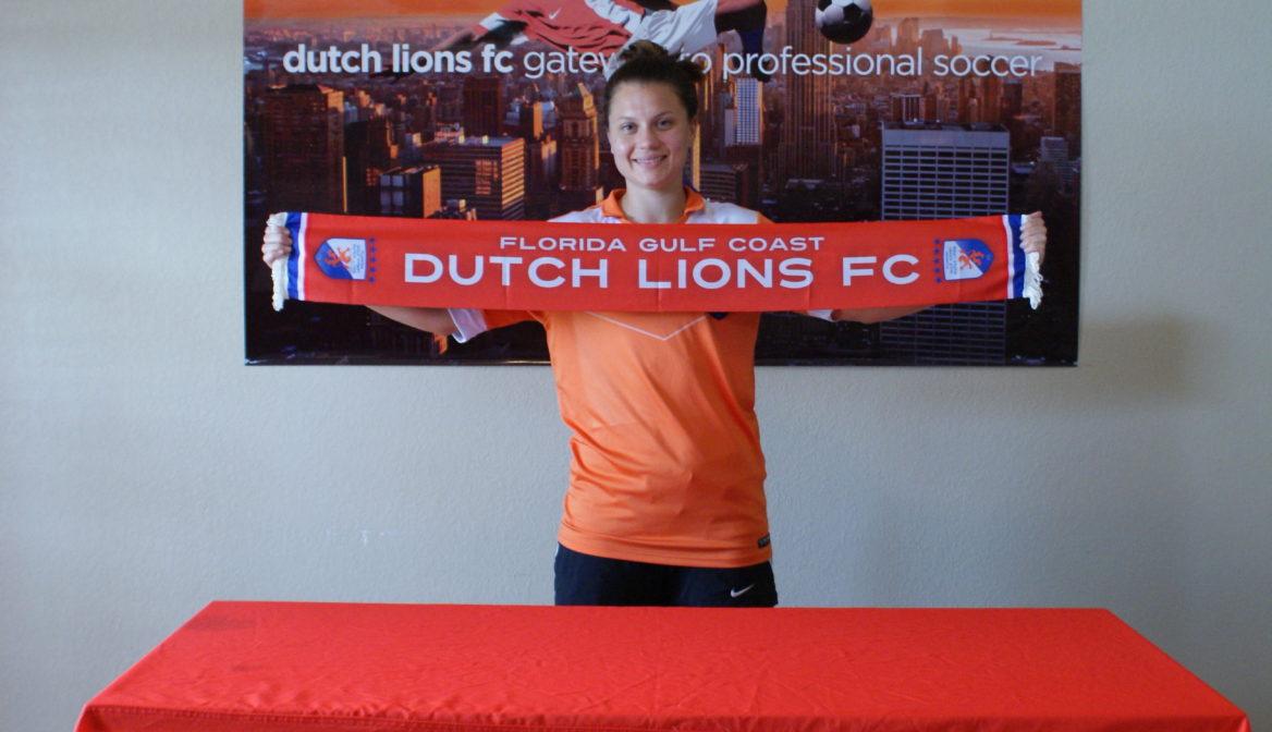 FGCDL FC signs WPSL All- Star Kristina Trujic