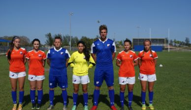 Meet the FGCDL FC 2017 Women's Team