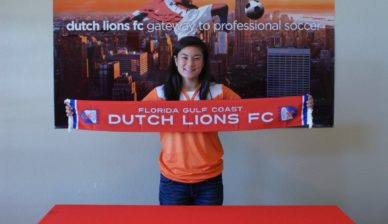 FGCDL FC signs Palm Beach Atlantic University player Kianna Magner