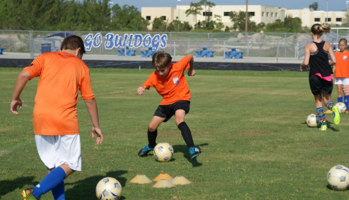 FGCDL FC Summer Training School Saturday July 15
