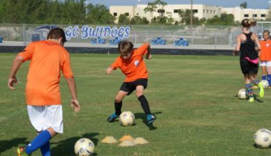 FGCDL FC Summer Training School Saturday July 15