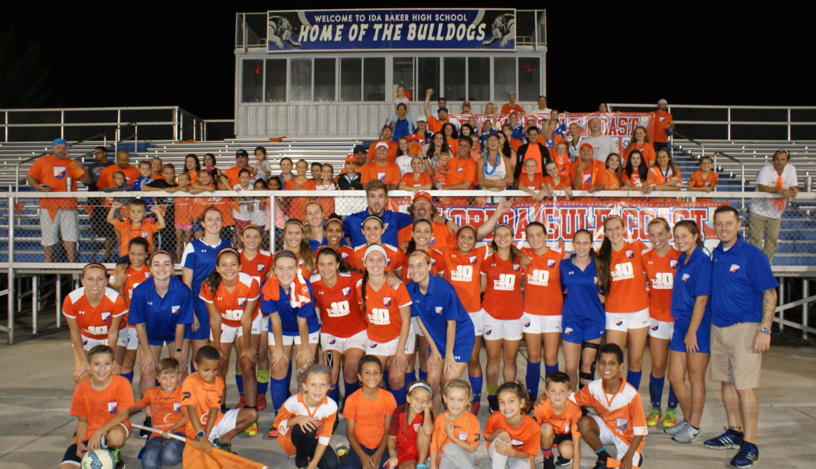Solid 3-0 win FGCDL FC Women's team