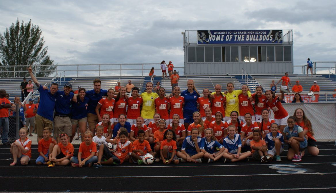 FGCDL FC women's team wins 2-1 in dying seconds