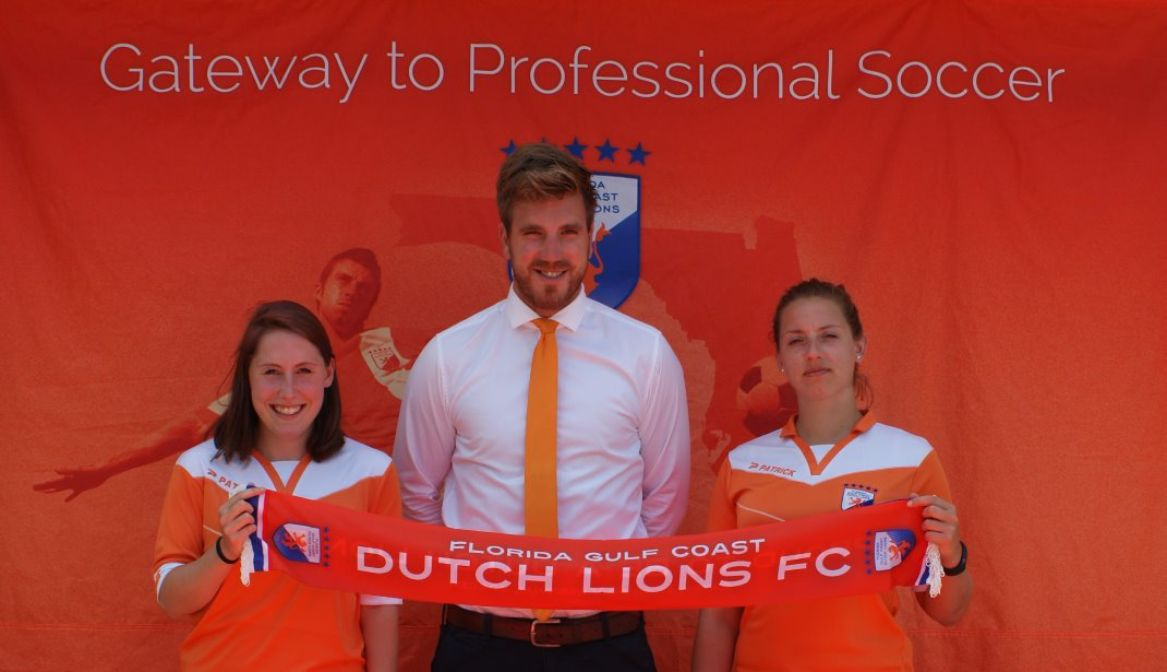 FGCDL FC signs Dutch players Laura Du Ry and Michelle Vrieling