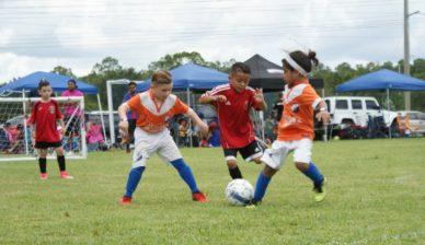 FGCDL FC 3v3 teams show improvement in Naples