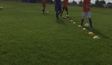 FGCDL FC Back-to-School Camp August 7-8-9