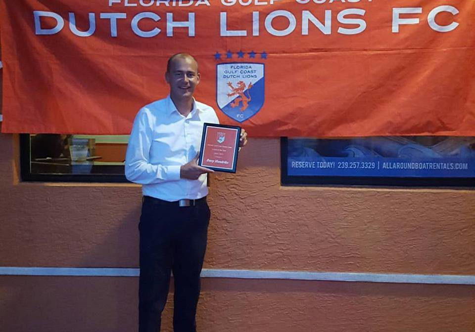 FGCDL FC looks forward to the season with Coach Davy Hendriks