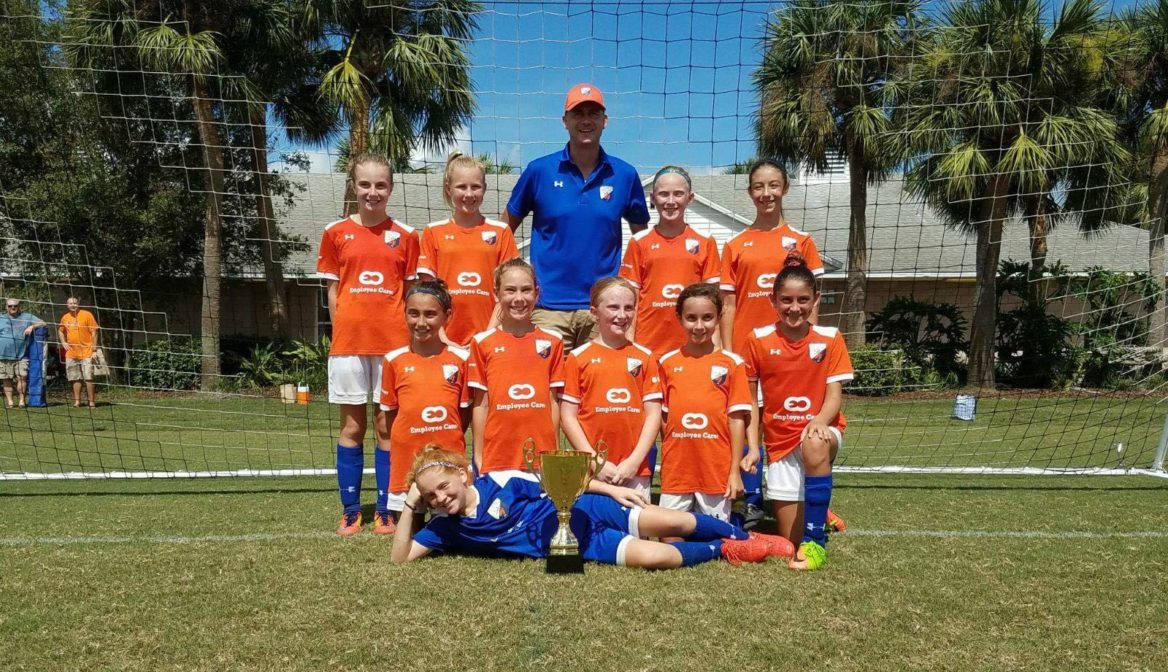 FGCDL FC performs really well in Kissimmee