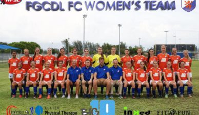 FGCDL FC Women's Team back for 2018 season in WPSL