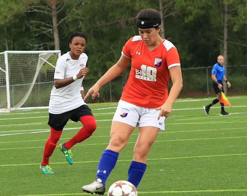 FGCDL FC re-signs College D2 player, Kianna Magner
